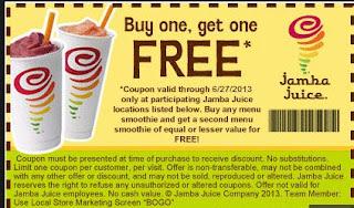 jamba juice printable coupons