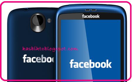Ponsel Facebook Smartphone Paling Popoler dan Dituggu 2012