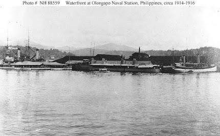 Olongapo City 1915