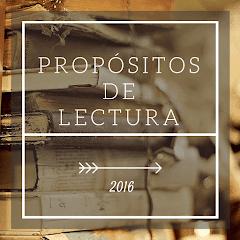 Propósitos de lectura 2016