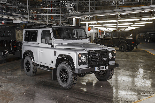 Land Rover creates one-of-a-kind Defender