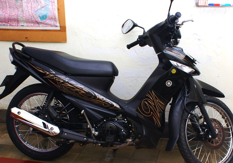 New car modification motor dijual yamaha vega zr 2010 for Yamaha vega price