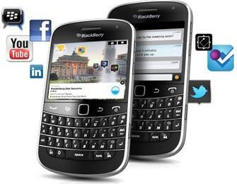 Spesifikasi Dan Harga Terbaru Blackberry Dakota 9900 Desember 2012
