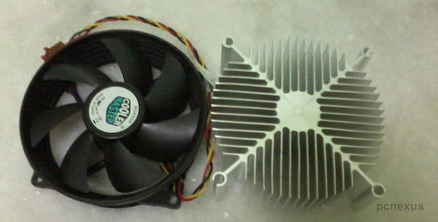 cpu heatsink cleaning