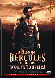 O FILHO DE HÉRCULES CONTRA OS HOMENS TOUPEIRA - 1961