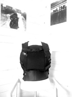 KORI Torso chest protector new prototype possible product