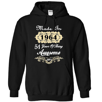 Made In 1964 Limited Edition Awesome Women T-Shirt 2015