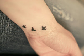 Little Tattoos, Tattooing