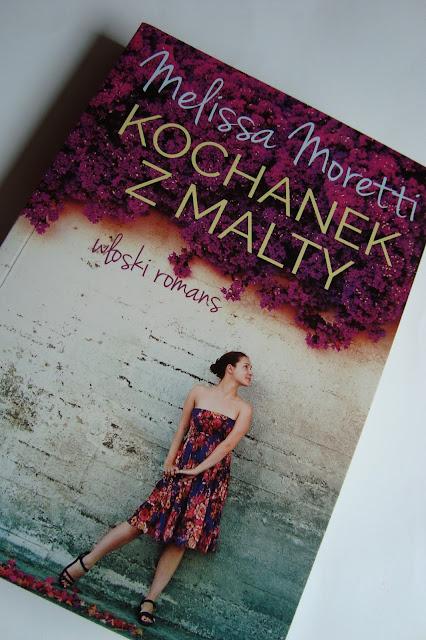 Kochanek z Malty - Melissa Moretti - Książka idealna na wakacje