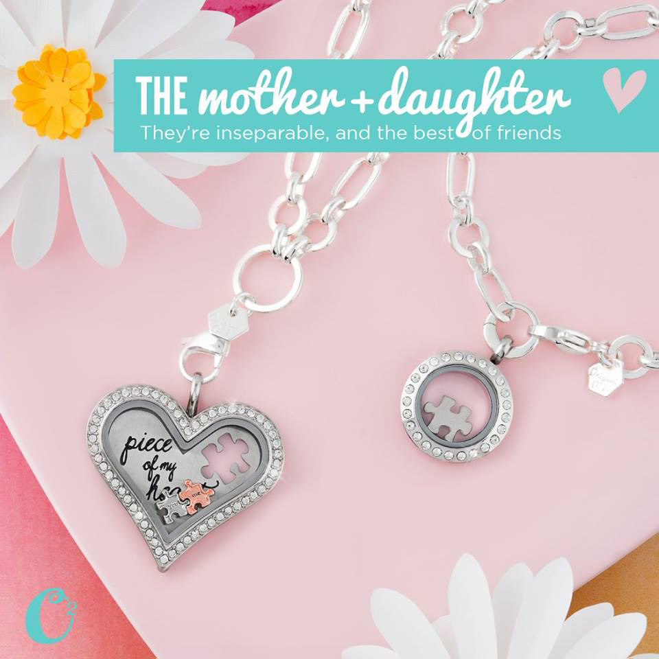 floating mothers s collection day mother locket springtime product peach love mom and lockets charm