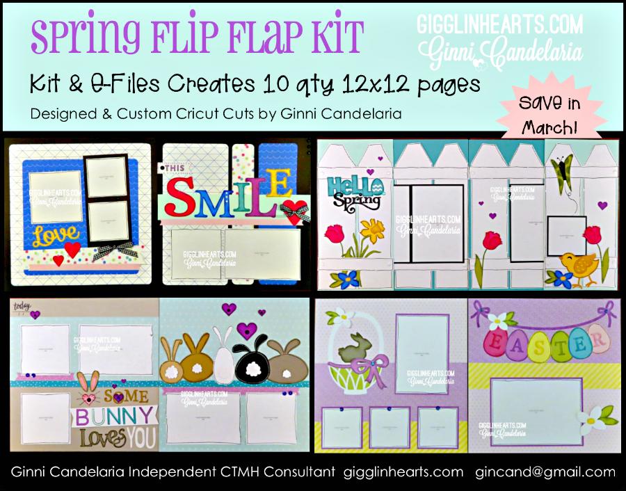 Spring Flip Flap Kit