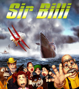 Poster Of Hollywood Film Sir Billi (2012) In 300MB Compressed Size PC Movie Free Download At Downloadingzoo.Com