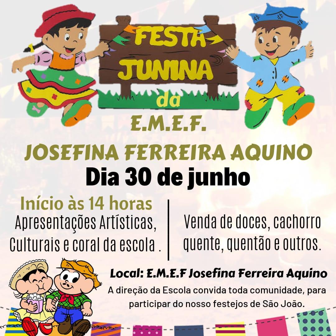E.M.E.F. JOSEFINA FERREIRA AQUINO