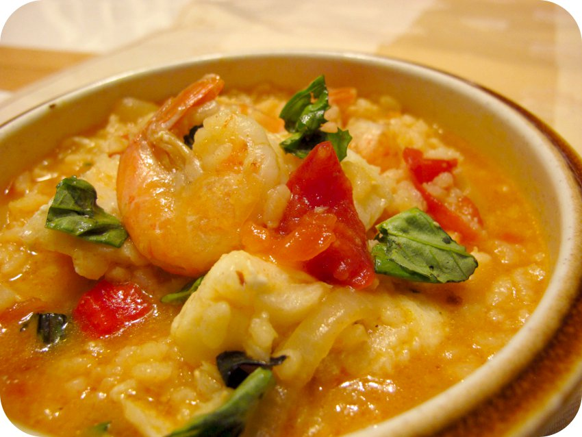 Befoodled portuguese fish stew for Portuguese fish stew