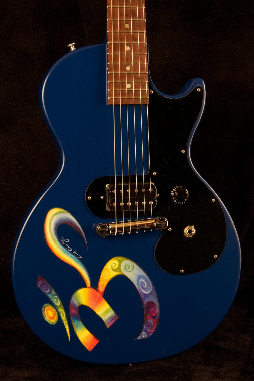 25 unique and crazy custom guitar designs  Blog of