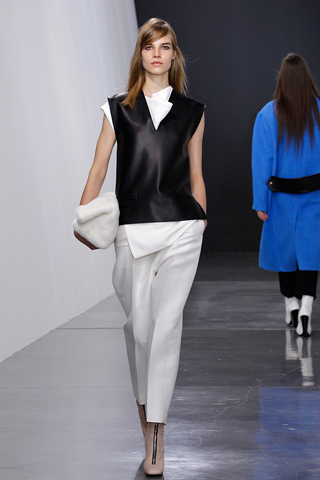 bags of joy: LOOK FROM C��LINE RTW FALL 2012/13