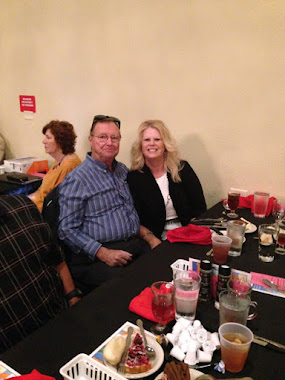 at the Early Bird Dinner Theatre