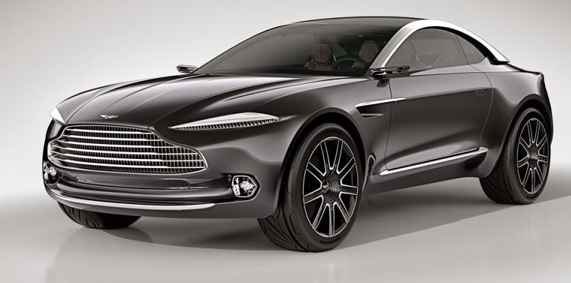 Aston Martin Super Range Rover