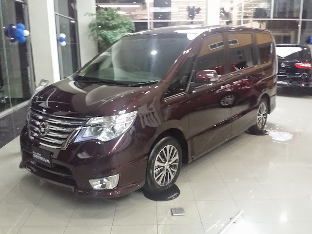 NEW NISSAN SERENA HWS MINOR CHANGE MODEL TERBARU