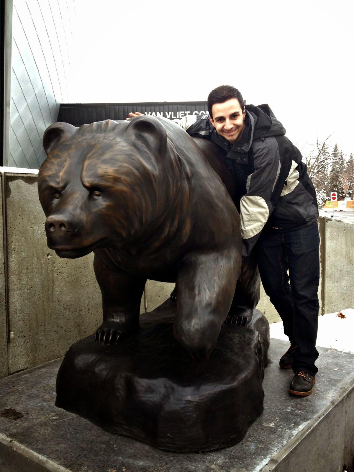 Bear Hug @ UAlberta