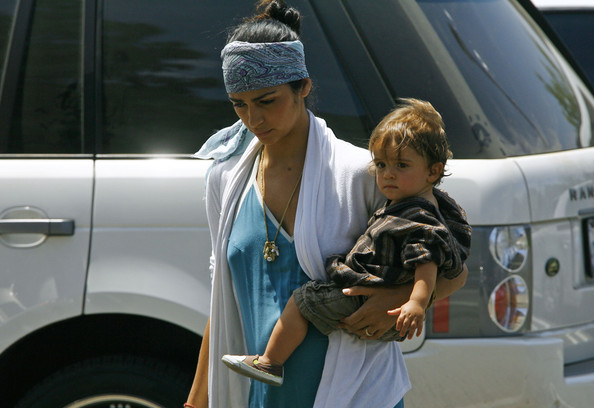 Matthew McConaughey and Camila Alves's cute son Levi Alves