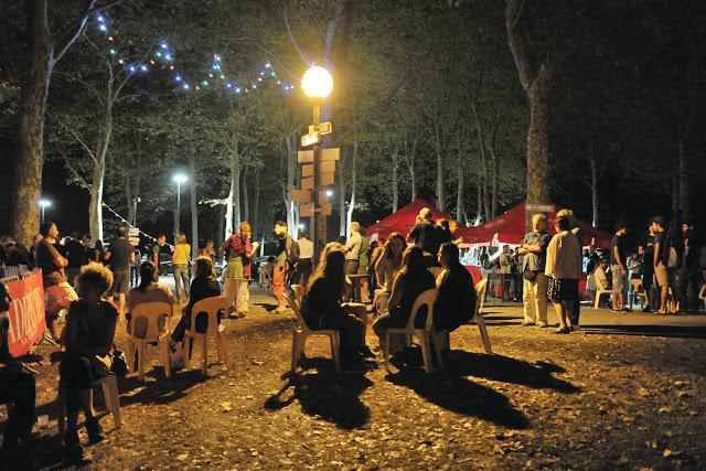 festival MéditerranéO': la noche en el Ramier