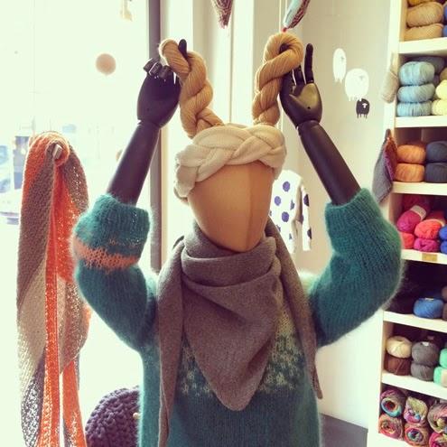 Yarn shops in Berlin (photo by Knit Knit) | Happy in Red