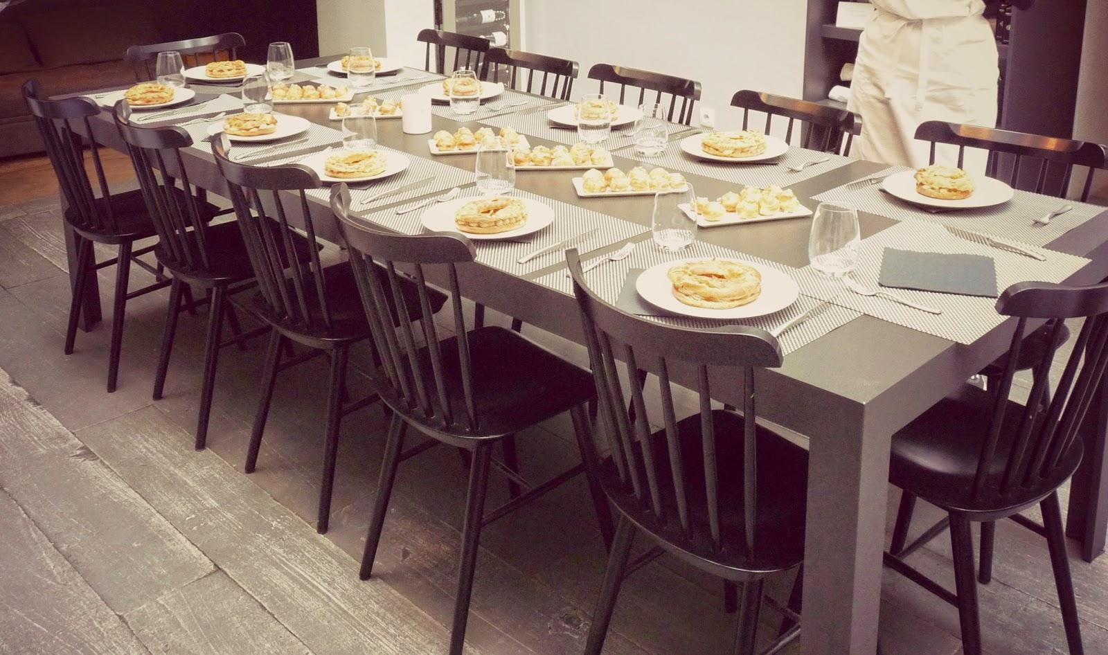 Cuisine attitude by cyril lignac r cit d 39 un cours aurelie cuisine - Cours de cuisine cyrille lignac ...