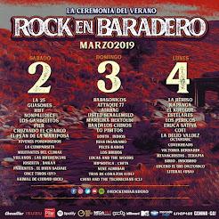BARADERO ROCK 2019