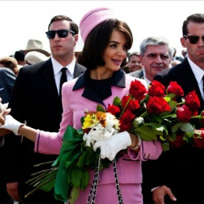 where is jackie kennedy blood stained suit. about Jackie Kennedy#39;s