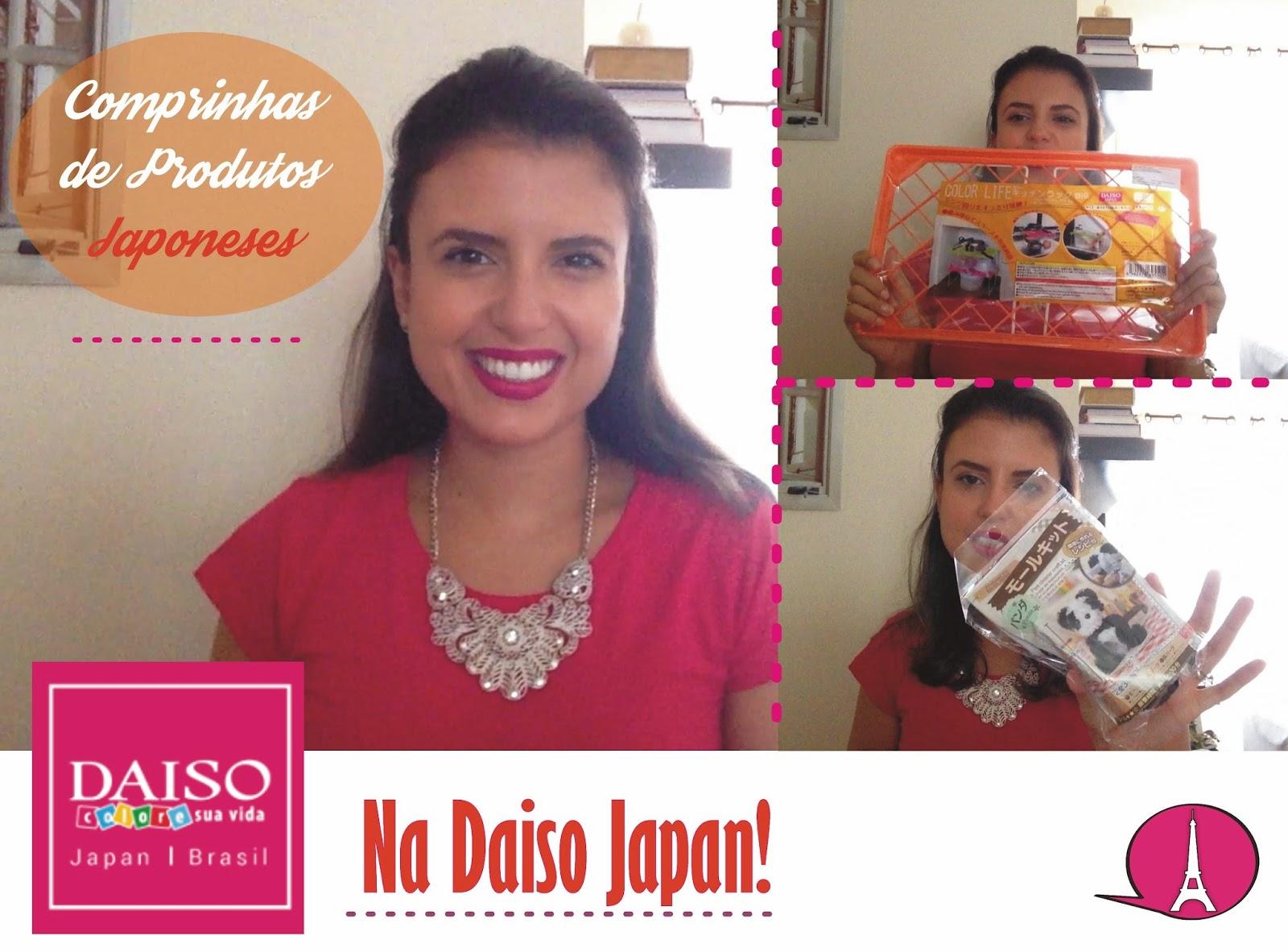 Compras Daiso Japan