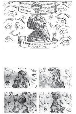 Mitelli (1634-1718). Los cinco sentidos. Lacasamundo. com