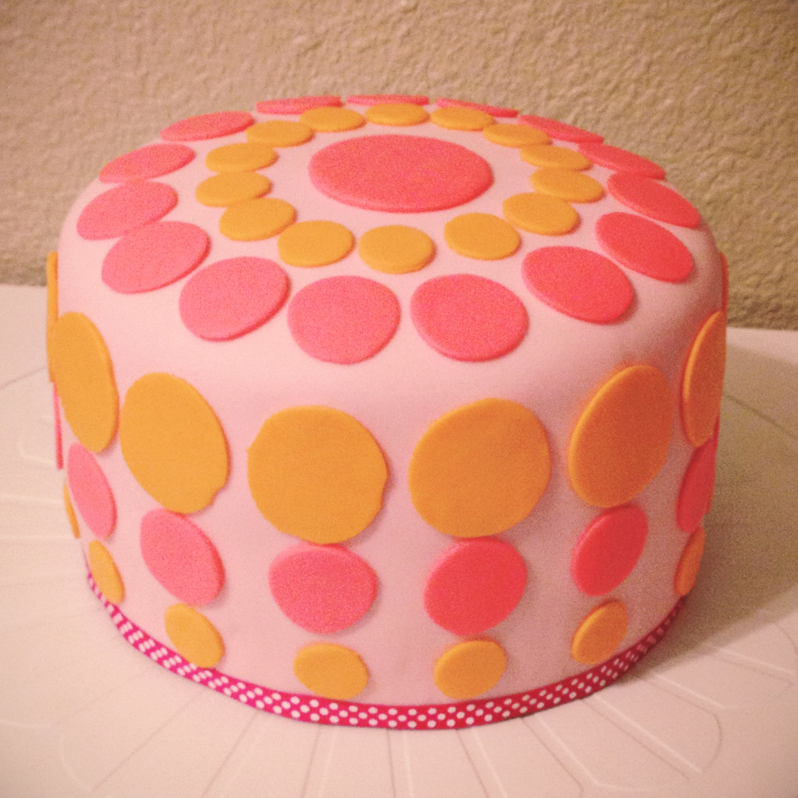How Much Fondant To Cover Doll Cake