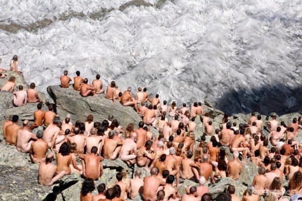 Naked In Switzerland Pics