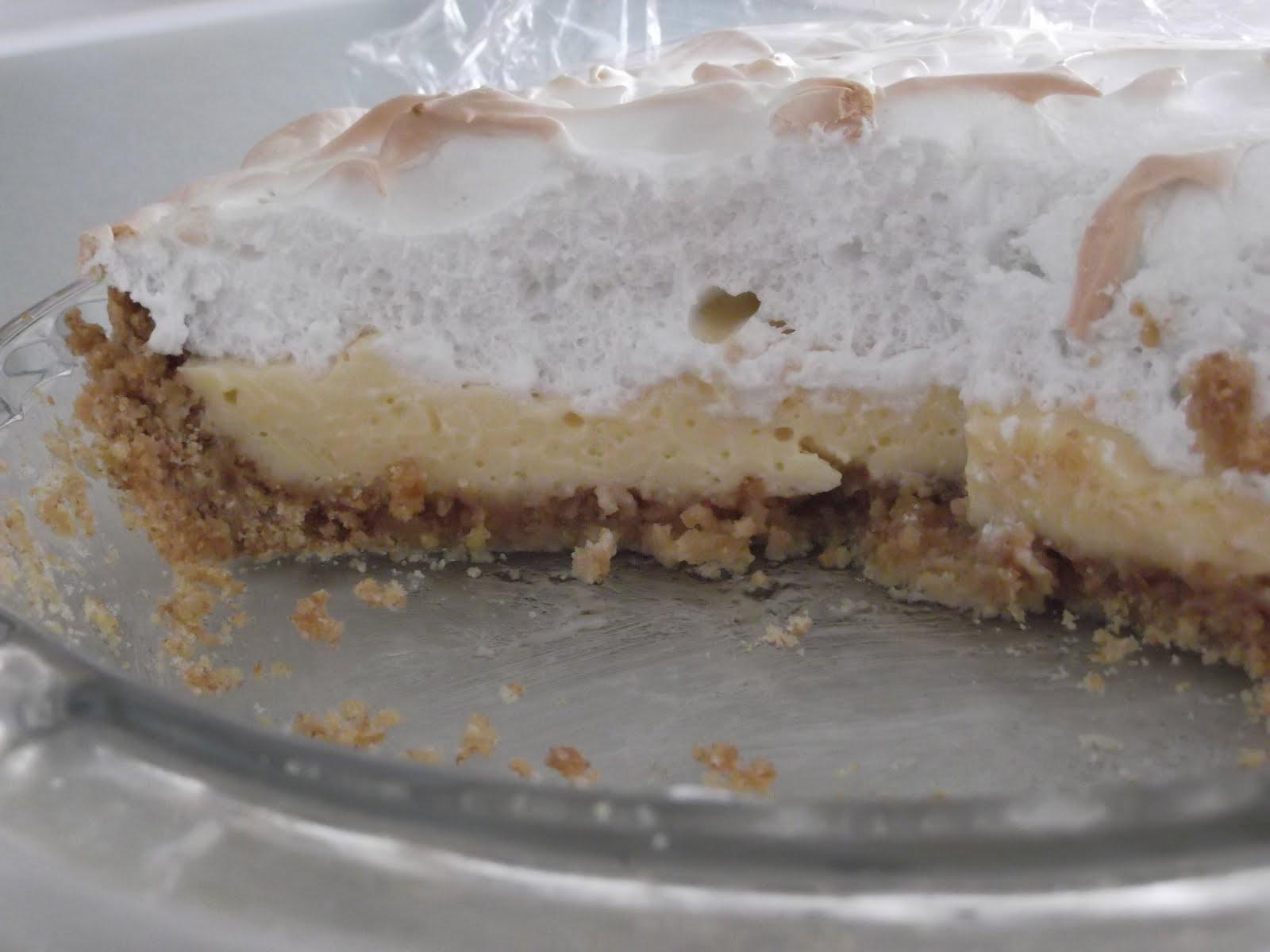 Dinner time ideas lemon meringue pie for Lemon meringue pie with graham cracker crust