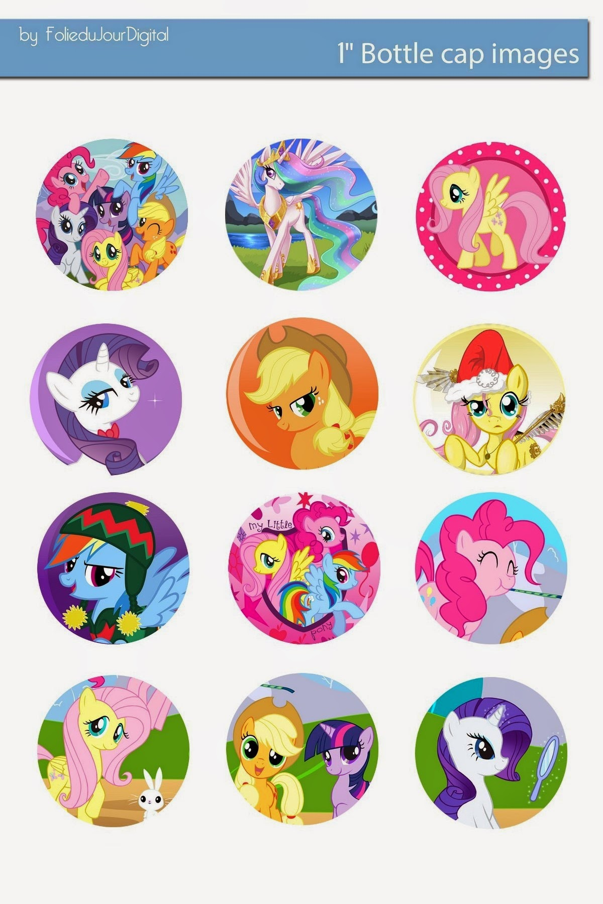 It is a graphic of Adorable Printable Bottlecap Images