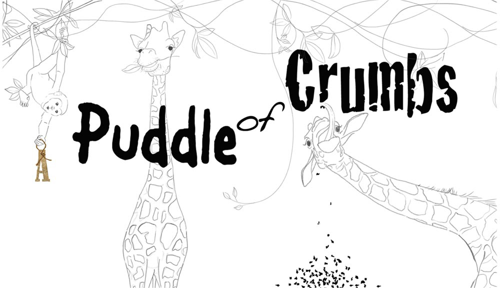A Puddle of Crumbs