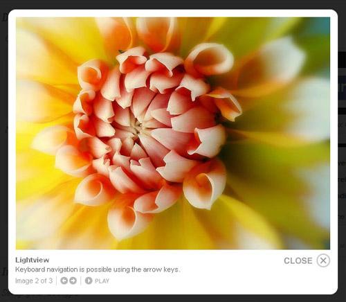 Lightview lightbox jquery plugin