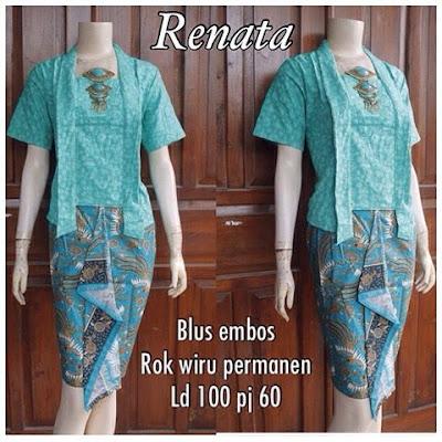Kebaya Renata Kbw-243