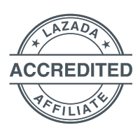 I'm a Lazada Accredited Affiliate
