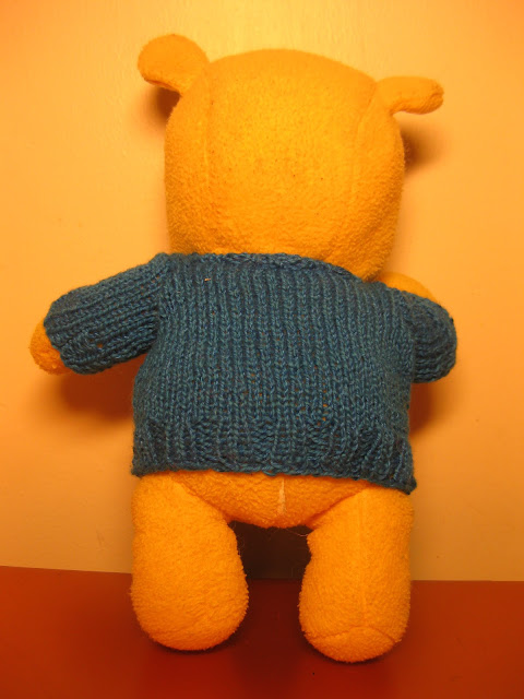 knitting for teddy bears