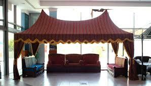 Arabic Majlis Tents Rental / Arabic Majlis Tents Manufacturers / VIP Majlis Tents Suppliers in UAE.