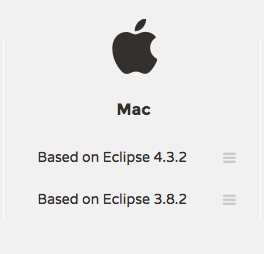 In The OS Options Choice One Of Your Preference I Am Going To Work With Mac And Option Based On Eclipse 432