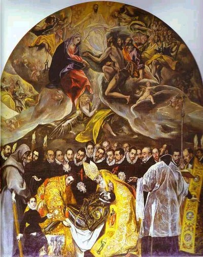 EL GRECO (DOMINIKOS THEOTOKOPOULOS)
