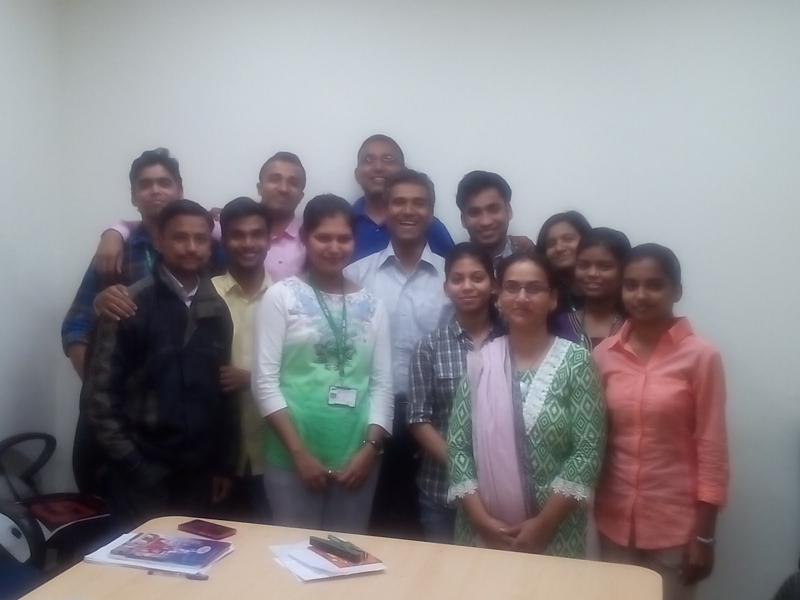 Soft Skills Training at HDFC Credit Card
