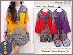 Dress Katun Bangkok SOLD OUT