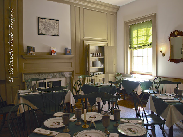 The City Tavern, por El Guisante Verde Project - Philadelphia, Pennsylvania