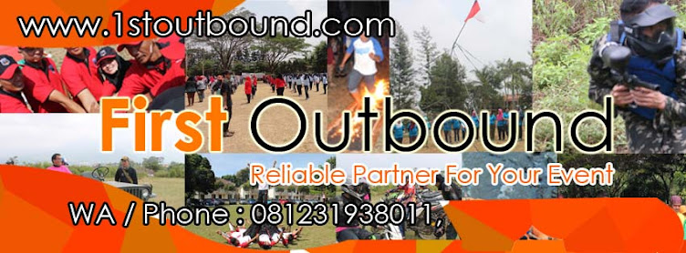 Outbound Team Building, Provider Team Building | http://www.1stoutbound.com | 081 231 938 011