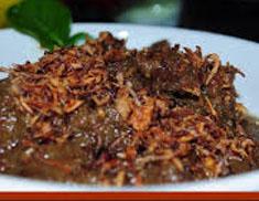 Resep masakan indonesia malbi daging spesial khas Palembang praktis, mudah, nikmat, sedap, enak