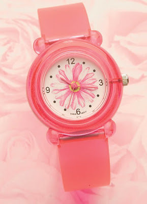 flower girl watch